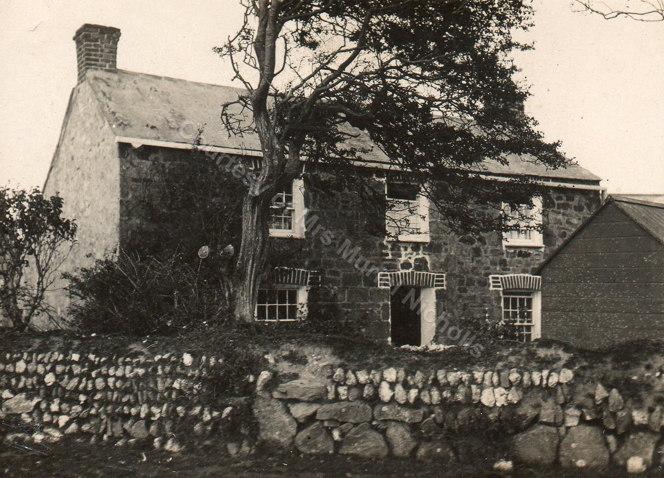 Churchtown Farm Circa 1950