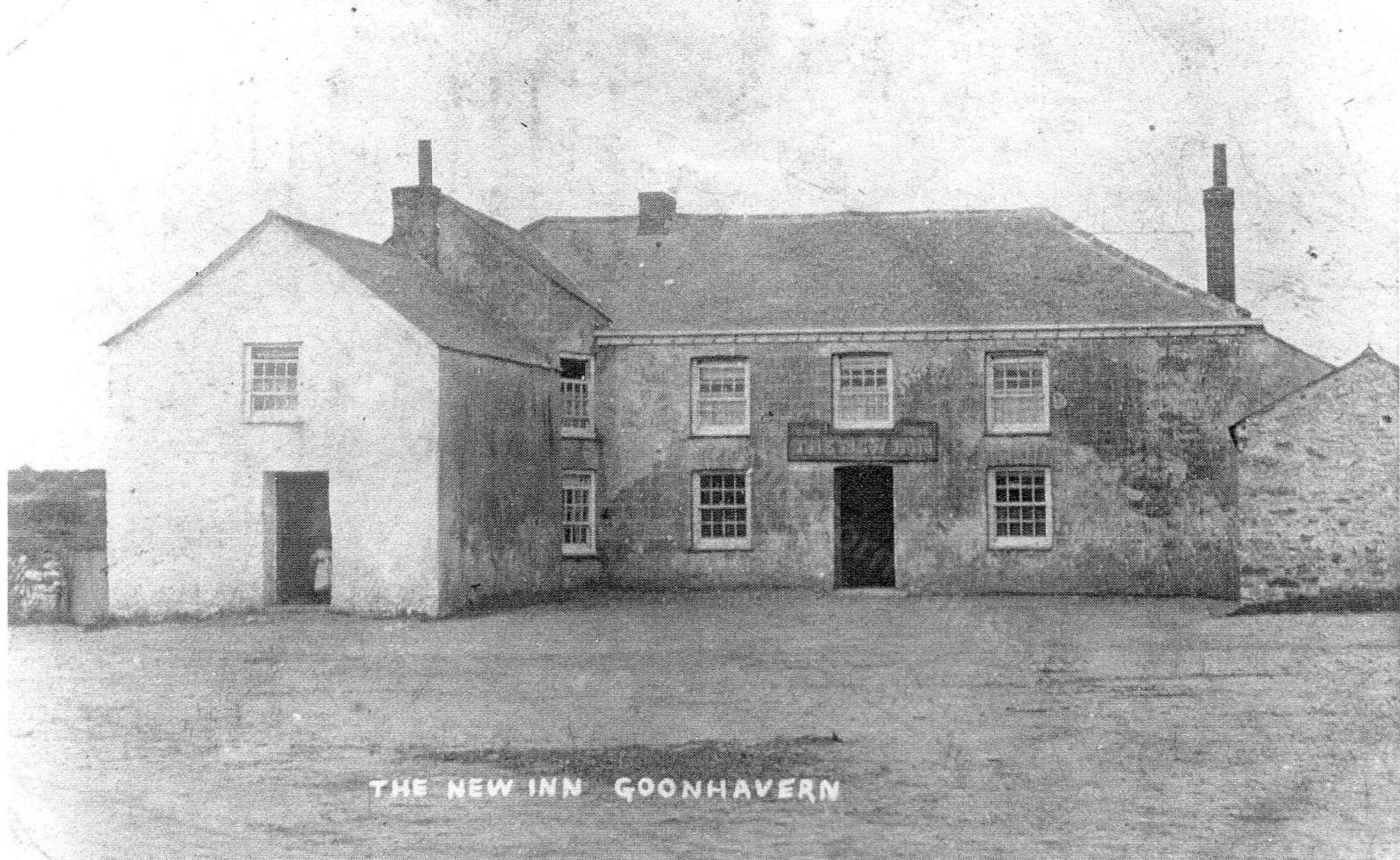 The New Inn Before 1900
