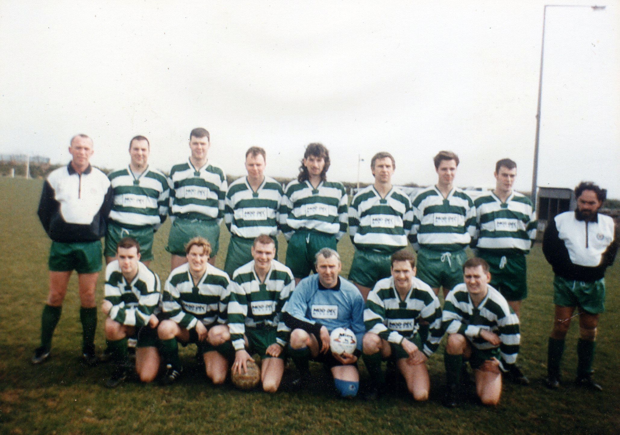 Goonhavern Football Team