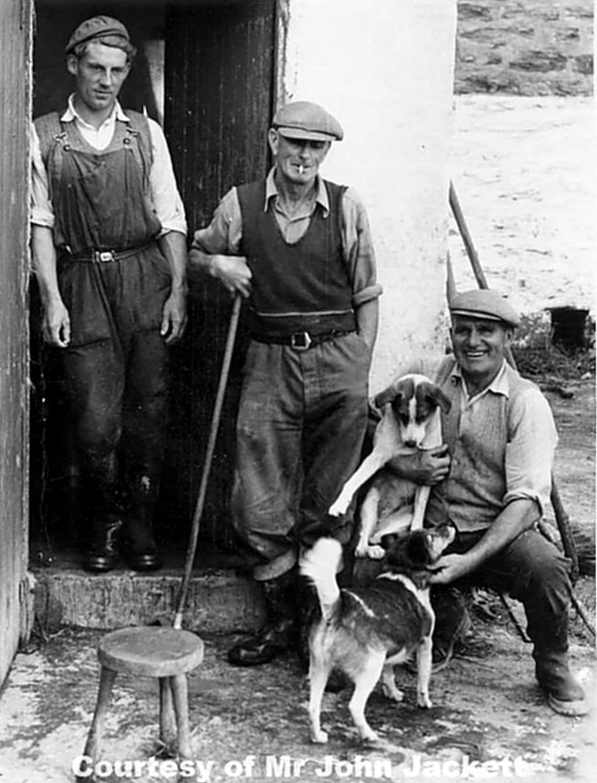 Reen Cross Farm - Circa 1950