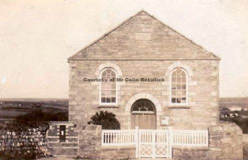 Rose Wesleyan Methodist Chapel - Circa 1900