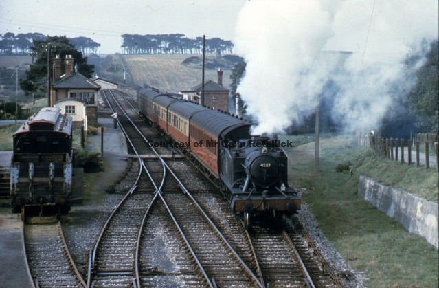 Shepherds Station - Sept 1958