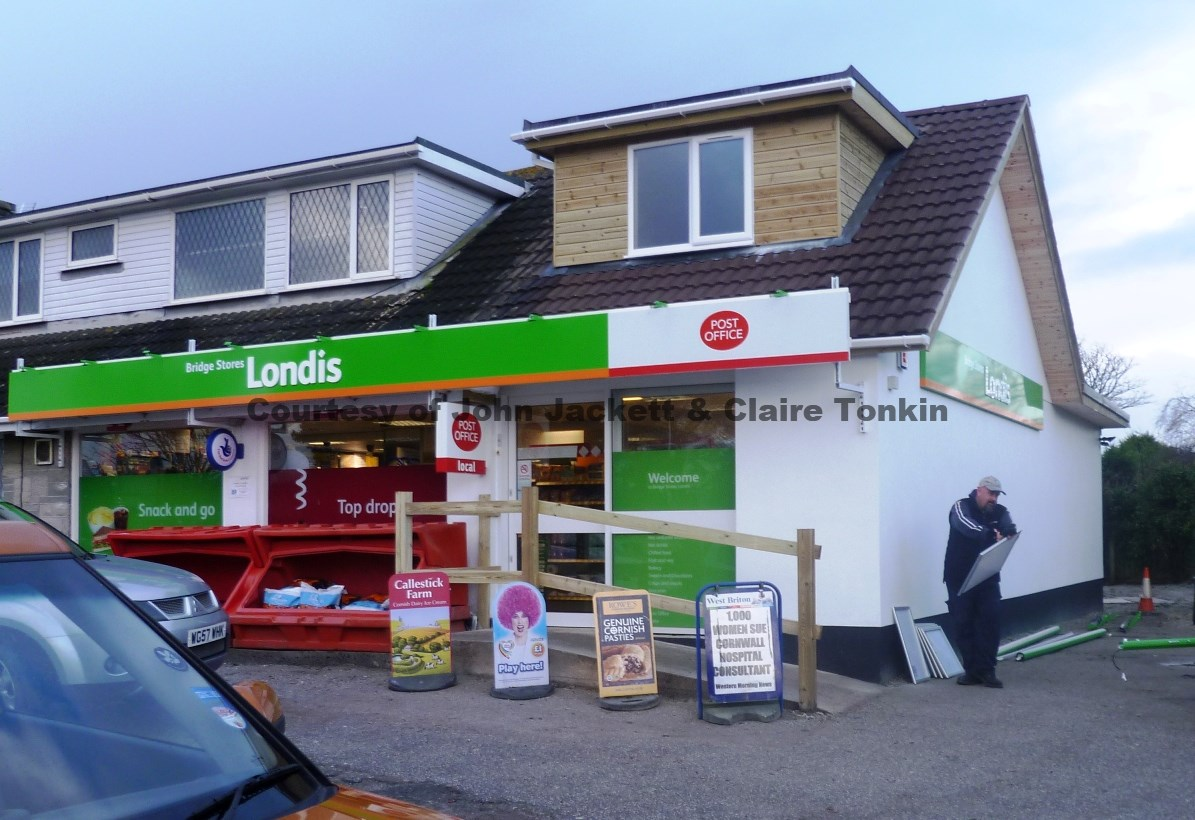 Village shop - extension opens