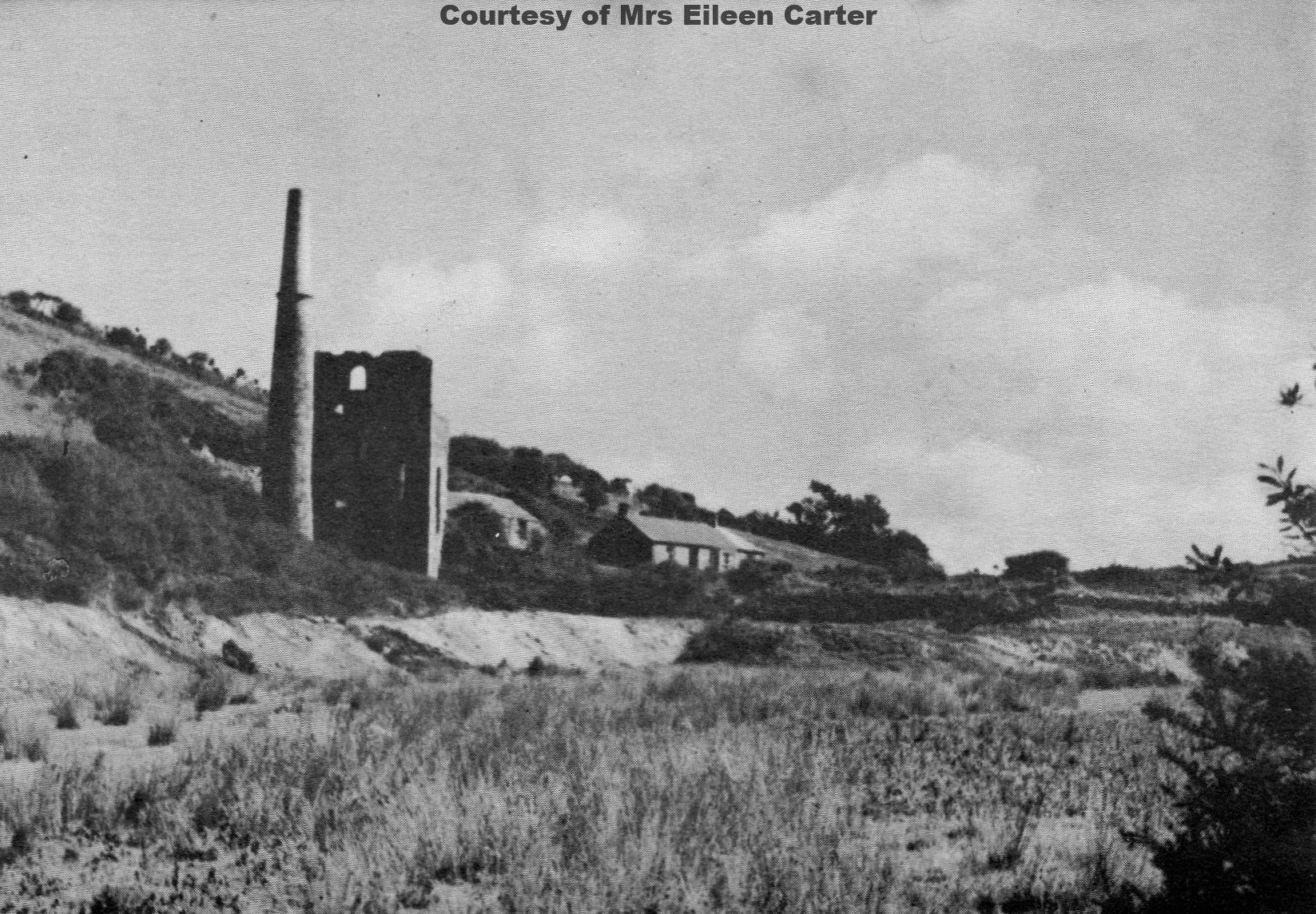 New Chiverton Mine Circa 1934