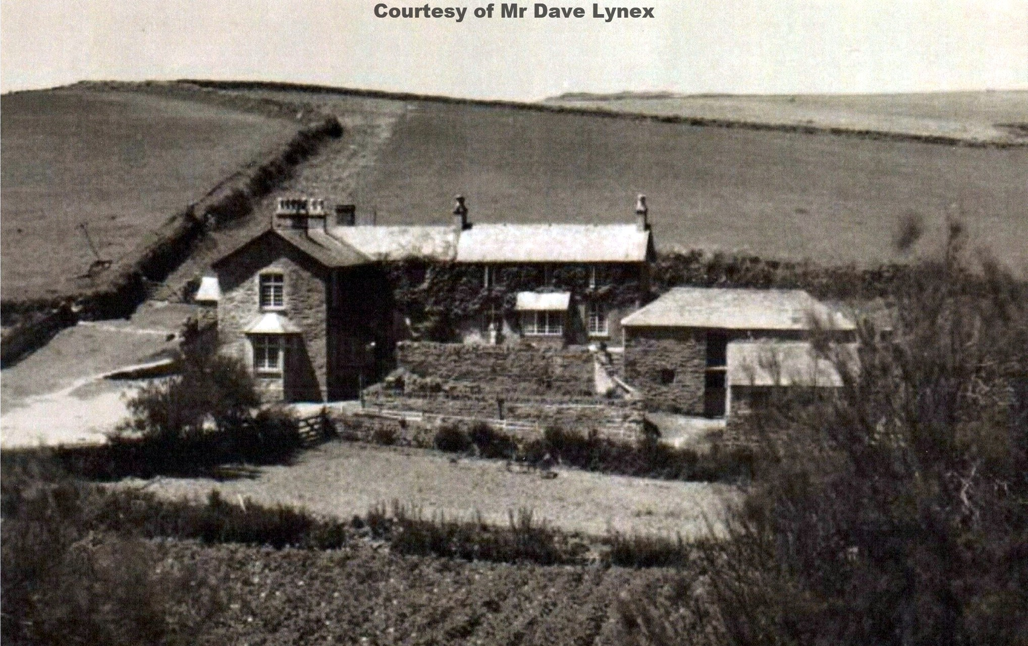 Penhale Farmhouse C1930