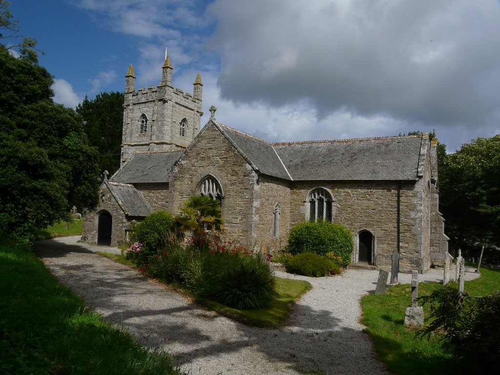 Perranzabuloe Parish Church