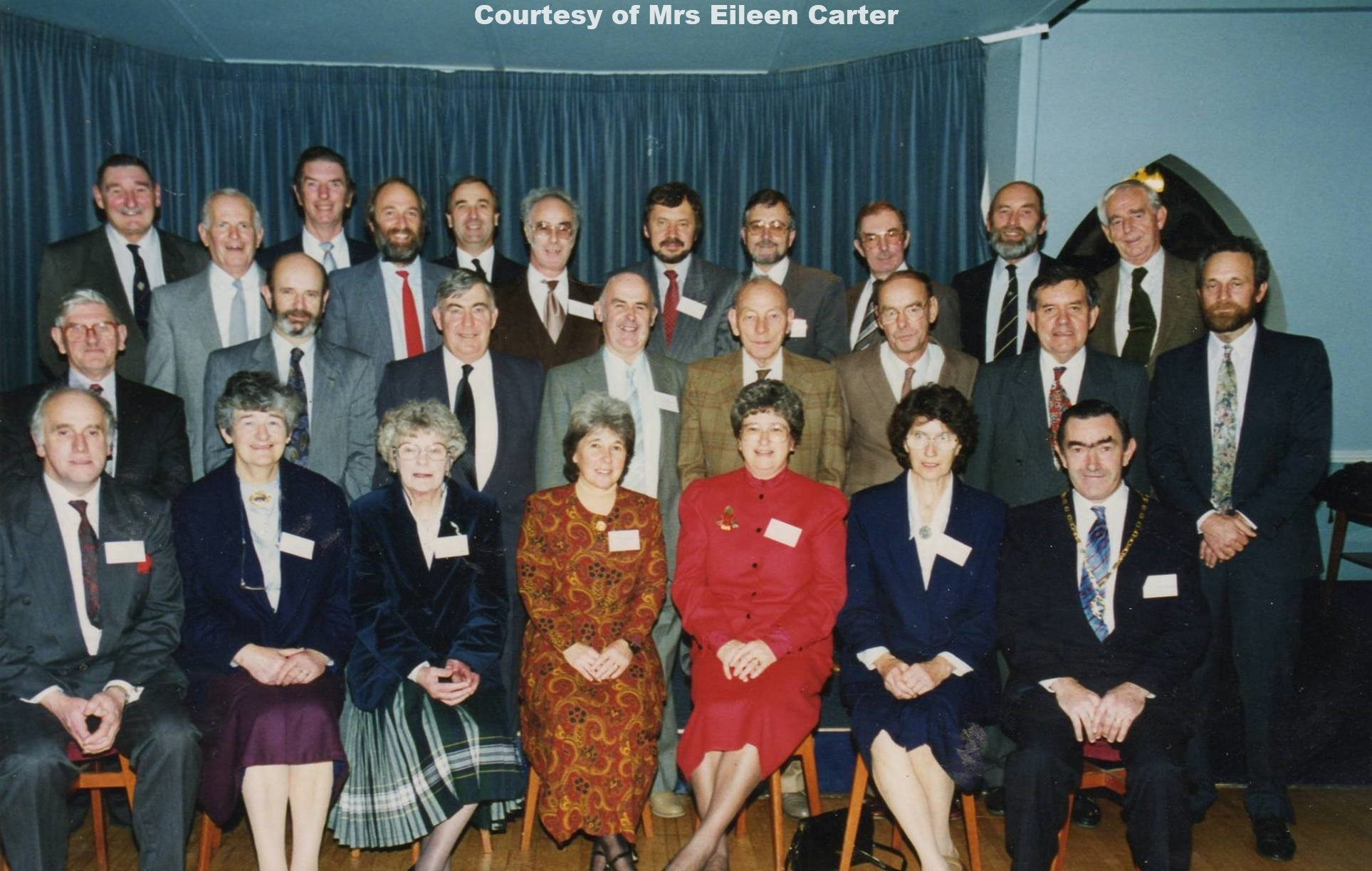 Perranzabuloe Parish Council Centenary - 1994