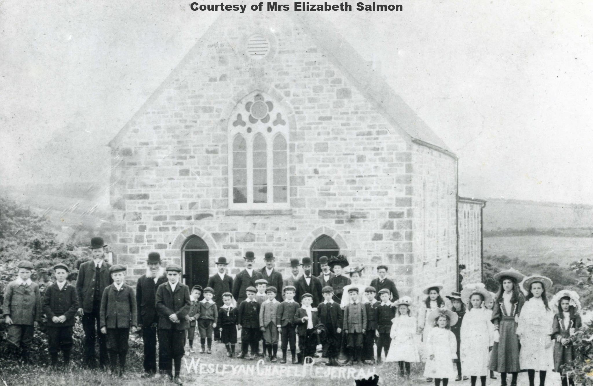 Rejerrah Chapel C1900