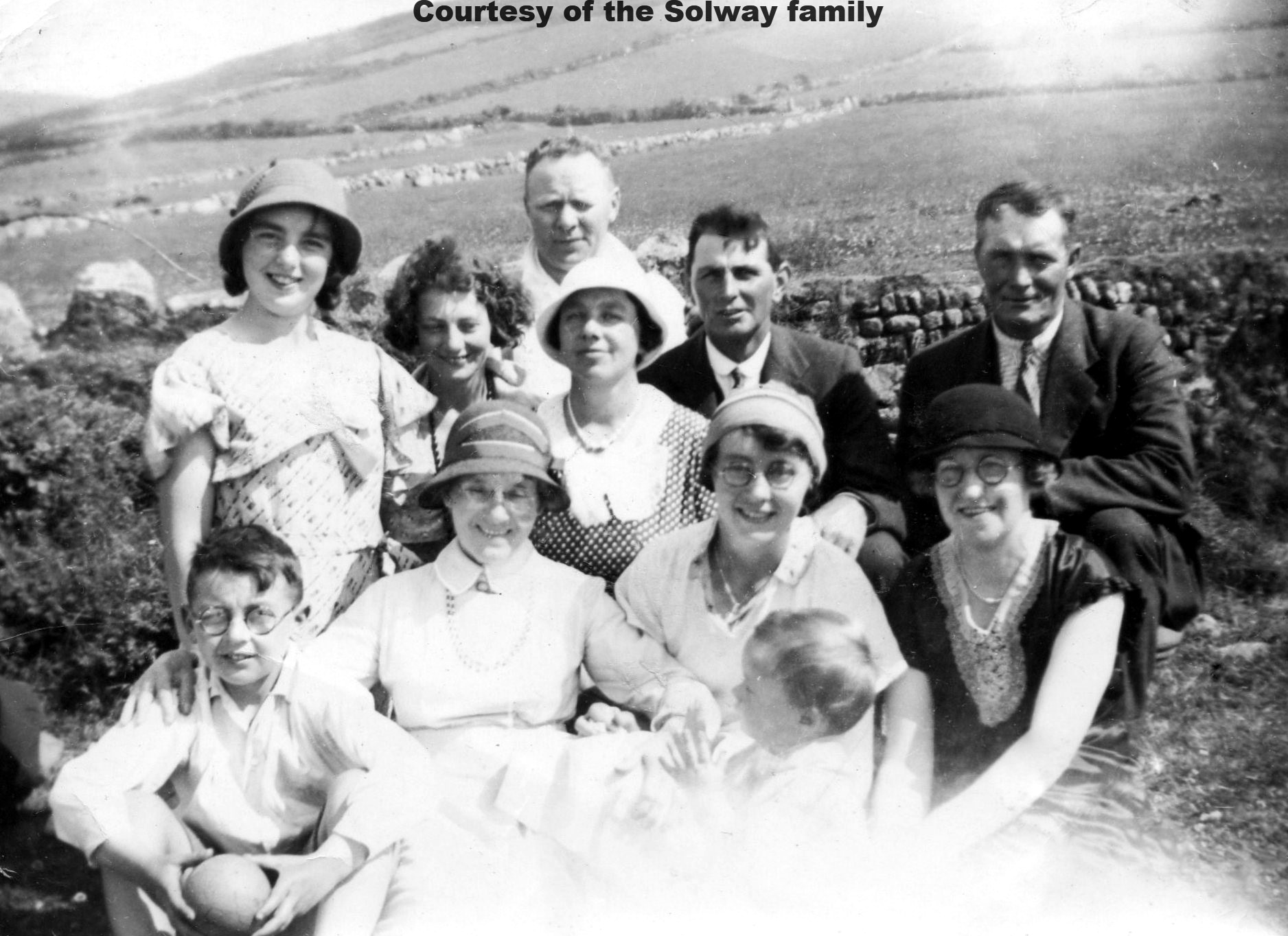 Solway, Pascoe & Rowland family