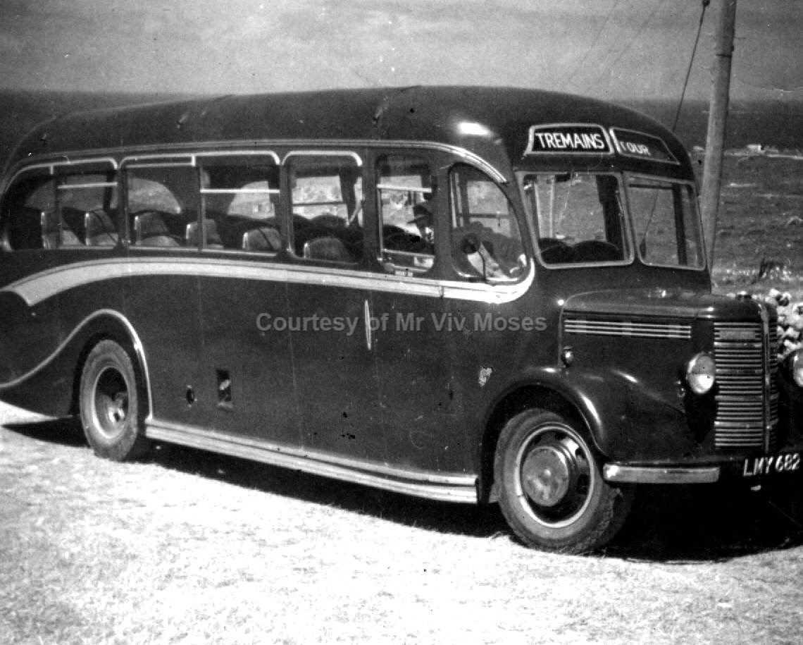 Tremains Bus 2