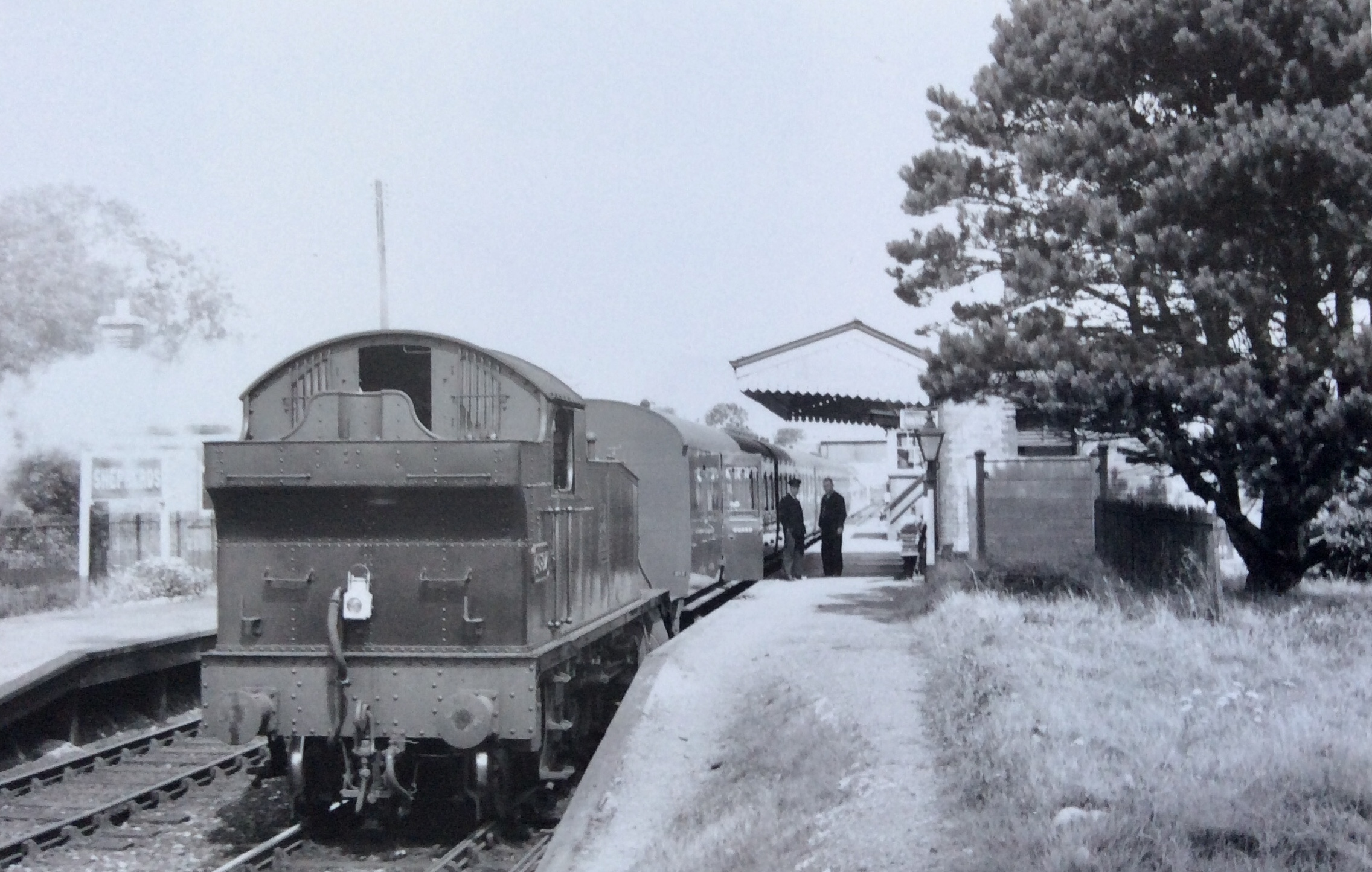 Shepherds Station - Date Unknown