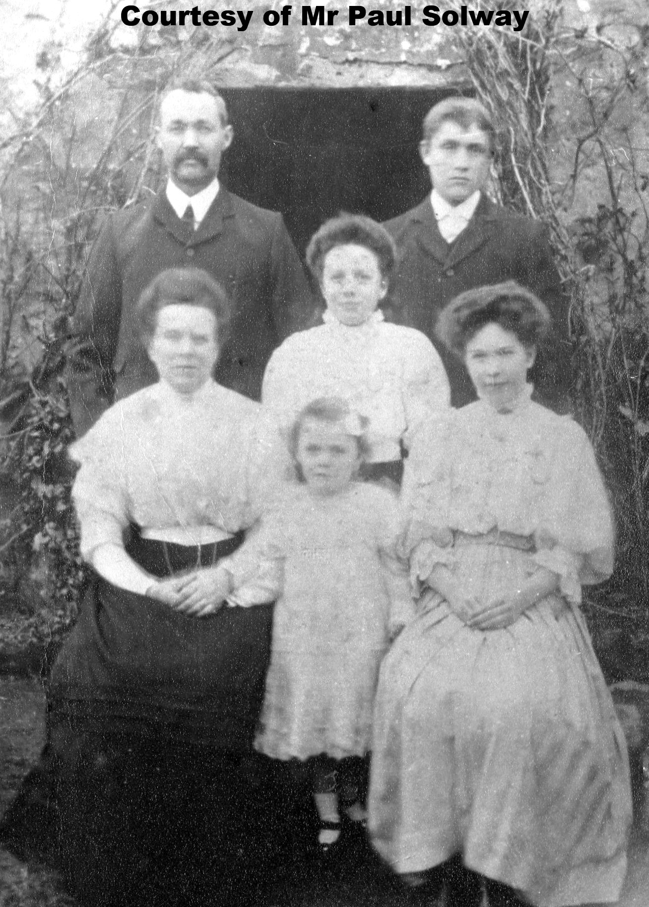 The Rowland Family Pencrennow